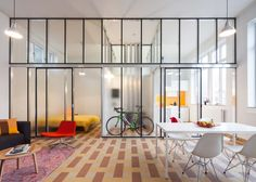 Lieven Dejaeghere creates affordable apartments inside the classrooms of an old Belgian school