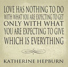 Strong Women Katherine Hepburn Quote