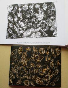 carved linoleum Carving, Stamp, Wood Carvings, Stamps, Sculptures, Printmaking, Wood Carving