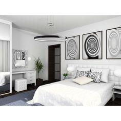 Avec son look moderne et futuriste, ce lustre métallique éclairera votre pièce grâce à sa bande lumineuse LED