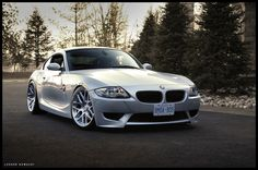 BMW Z4M on Morr wheels