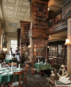 Cafe Pushkin - Moscow
