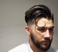 Bald fade haircut isa simple style which will make you perfect for the party, performance or a casual weekend you may have.