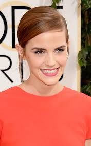 She has such a beautiful smile. Can't wait to see her in Beauty and the Beast!