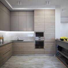 Media by @mebel.kazan116 - Качественная мебель. Номер для заказа: +7987187908... Kitchen Cabinets Design Layout, Design My Kitchen, Modern Kitchen Cabinets, Best Kitchen Designs, Home Decor Kitchen, Interior Design Kitchen, Cuisines Design, Minimalist Kitchen, Küchen Design