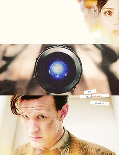 It's a dream, Oswin. You dreamed it for yourself, because the truth was too terrible.