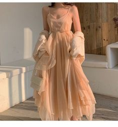 Glamouröse Outfits, Teen Fashion Outfits, Girl Fashion, Fashion Dresses, Pretty Outfits, Pretty Dresses, Beautiful Dresses, Ball Dresses, Ball Gowns