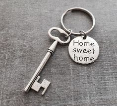 Home Sweet Home, Real Estate Agent, Silver Keychain, SIlver. Best Picture For Real Estate agency F Real Estate Slogans, Real Estate Advertising, Real Estate Career, Real Estate Quotes, Real Estate Branding, Real Estate Agency, Real Estate Tips, Real Estate Investing, Rent To Own Homes