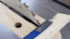 Sharpening A Carbide Saw Blade By Hand