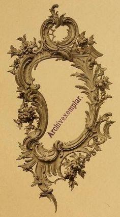 A. Hoffmann, Renaissance und Rococo, Berlin, 1876