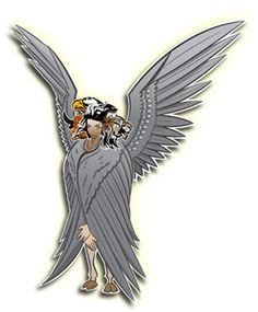 """Cherubim were not described as the cute little """"cupid-like"""" angels depicted by painters, but instead as having four appearances: that of a human, ox, lion, and eagle. Angels Among Us, Angels And Demons, Angel Hierarchy, Angel Healing, Love My Sister, Ascended Masters, Prophetic Art, Night Vale, Guardian Angels"""