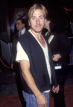 Actor Tim Roth attends the Dragon: The Bruce Lee Story Hollywood Premiere on April 1993 at Mann's Chinese Theatre in Hollywood, California. Photo by Ron Galella Rat Man, Creepy Guy, Reservoir Dogs, Tim Roth, Sexy Men, Sexy Guys, Gary Oldman, Talent Agency, Keep Calm And Love