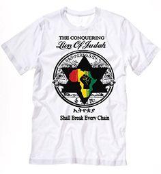 Black History Month African Art T-Shirt Grey Cotton Tee