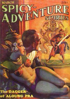 Spicy Adventure Stories