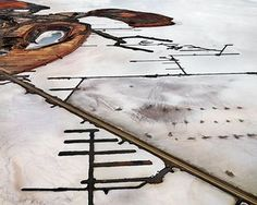 Edward Burtynsky's corrupted landscapes – in pictures | Art and design | The Guardian