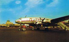 [c/n 2073] [jun46-1964] [L049] Lockheed Constellation [N9419H] [TWA] [mar50] [leased 57/58] [mar62] [Star of London]