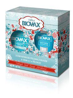 Zestaw świąteczny BIOVAX Keratyna+Jedwab