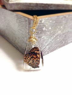 Free Shipping Real Butterfly Necklace Butterfly Wing by Barysto