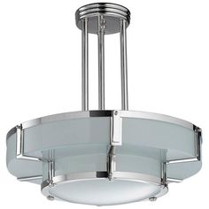 Art Deco Chandelier | From a unique collection of antique and modern chandeliers and pendants at https://www.1stdibs.com/furniture/lighting/chandeliers-pendant-lights/ #artdecofurniture