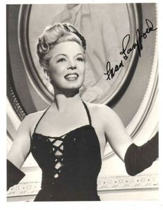 Frances Langford what a voice!! Sings many of the Disney songs we love!