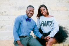 Outdoor Austin Engagement Shoot by Still-Life Media #engagement