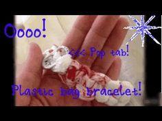 Plastic Bag Bracelet Tutorial by ambroset1990 (+playlist)