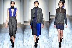 Victoria Beckham | Nova York | Inverno 2014 - Vogue | Fashion weeks