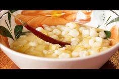 Sopa picante de maíz pozolero Programa Tu Cocina - Tercera Temporada http://www.oncetv-ipn.net/cocina/mostrar_reg.php?cv=11801&v=b