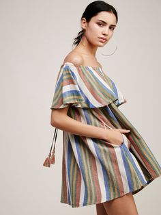 Endless Summer Serefina Stripe at Free People Clothing Boutique