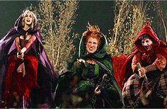 Hocus pocus-love this movie