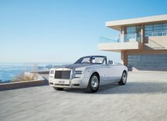 Rolls-Royce Phantom Drophead Coupé (2013)