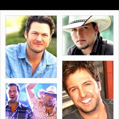 So much Country Sexiness in one picture <3