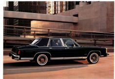 1984 Ford Cars brochure, featuring the LTD Crown Victoria. Ford Motor Company, Ford Ltd, Grand Marquis, Car Brochure, Ford Lincoln Mercury, Vintage Cars, Vintage Auto, Old Fords, Car Advertising