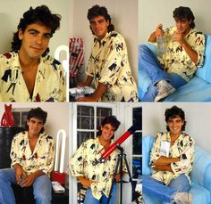 George Clooney | Rare and beautiful celebrity photos