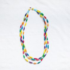 The Original Triple Necklace