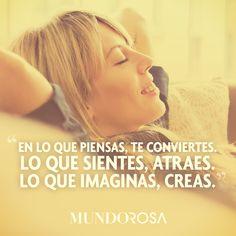 frases, quotes, pensar, atraer, crear, imaginar, motivación