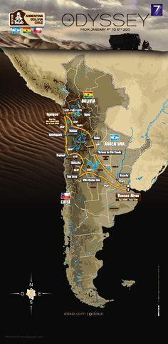 EDOX – Chronodakar Limited Edition 2015. The Dakar Rally 2015 begins in Buenos Aires on January 3, 2015.