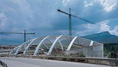 City of Jaca Hockey Arena / Coll-Barreu Arquitectos