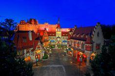 Epcot's Germany Pavilion
