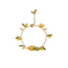 Les Néréides - Jardins de Provence Bracelet
