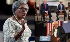 DNC leader screamed at by staffer for letting Trump take White House #DailyMail.. This is Rich..