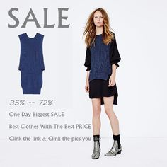One Day Biggest SALE🎉🎉 😆😆  Nov. 11th 😚😚 Discount 35% -- 72% 🎉  Best Clothes With The Best PRICE