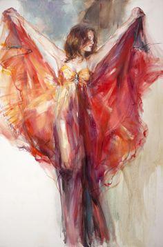 Firebird by Anna Razumovskaya