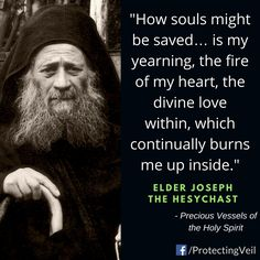 lord save all my brethren . Elder Joseph the Hesychast Church Quotes, Catholic Quotes, Religious Quotes, Religious Art, Pray Always, Saint Quotes, Orthodox Christianity, Father Quotes, Catholic Saints
