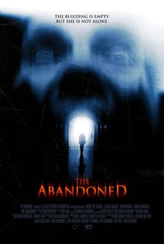 The Abandoned - 2016 - Movie Poster