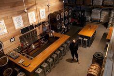 Brewery Rustic Decor