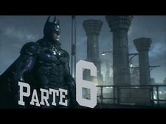Batman Arkham Knight Gameplay Ita Parte 6 Tuta di Batman v8.03 1080p PS4 Xbox One - YouTube
