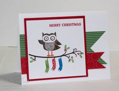 Owl Occasions by jill031070 - Cards and Paper Crafts at Splitcoaststampers
