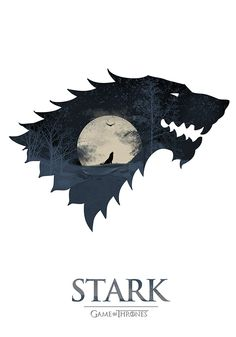 Game Of Thrones Clans Posters