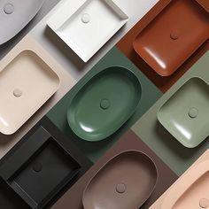La collezione Colors 1250° di Ceramica Azzurra ricorda la stagione autunnale